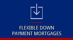 flaxible down payment