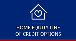 home equity line credit option